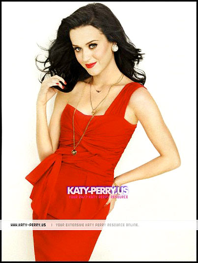 Katy Perry's Sexy 'Lucky' Magazine Outtakes (PHOTOS)