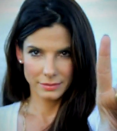 Sandra Bullock Wants Out of Gulf Spill PSA (VIDEO)