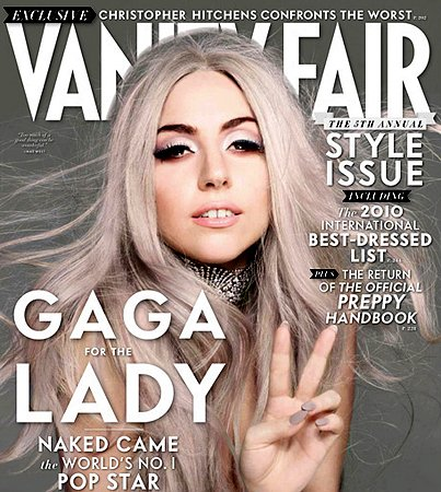 Lady Gaga Has Gone Gray!