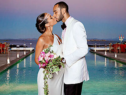 Alicia Keys Weds Swizz Beatz