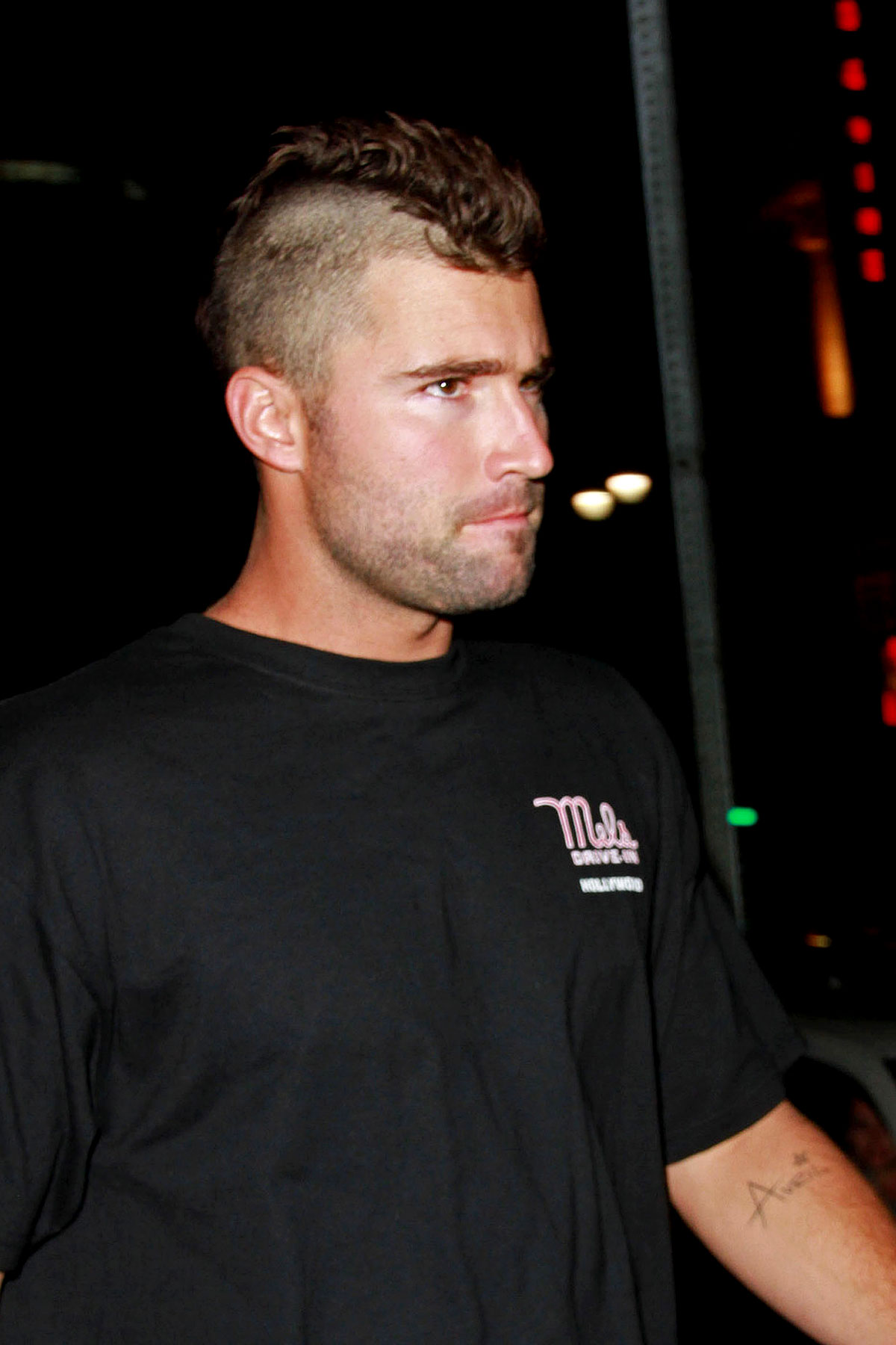Brody Jenner Unveils His New Mohawk (PHOTOS)