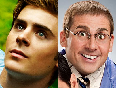 The Weekend's Movie Star Recap: 'Charlie St. Cloud' and 'Dinner for Schmucks'