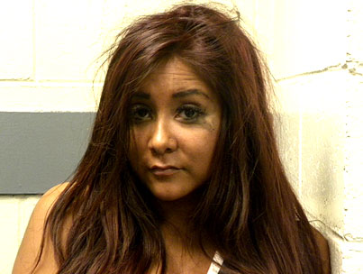 Jersey Shore's Snooki: The Mugshots