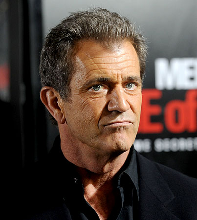 Report: Mel Gibson Threw a TV at His Ex-Wife