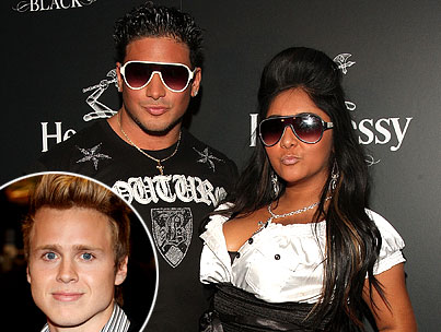 Spencer Pratt Wants To Help Snooki's Love Life