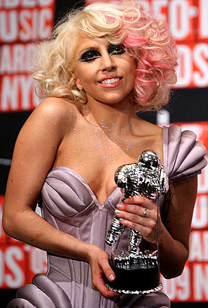 Lady Gaga Snags a Record 13 MTV VMA Nominations