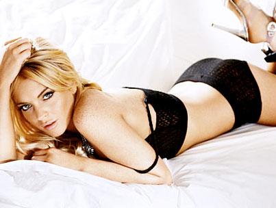 Lindsay Lohan Gets SCRAM Bracelet Sexy For 'Maxim' (PHOTOS)