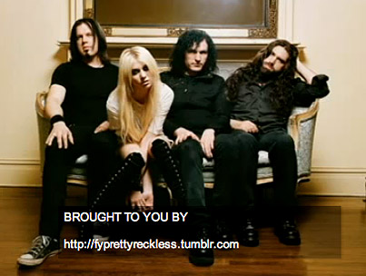 The Pretty Reckless' 'Heart' Demo Leaked