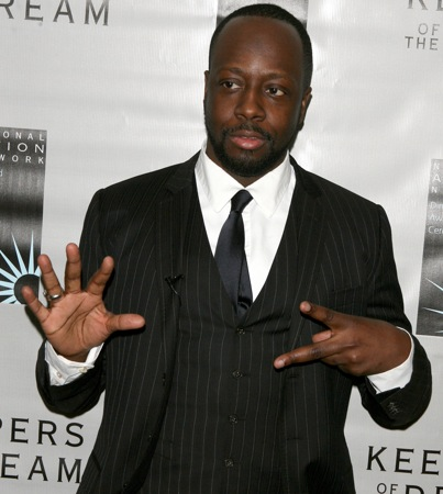 Report: Wyclef Jean to Run for President of Haiti