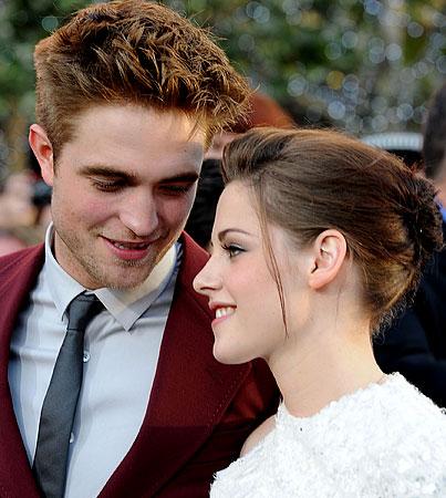 Robert Pattinson's Flirting Days Are Over