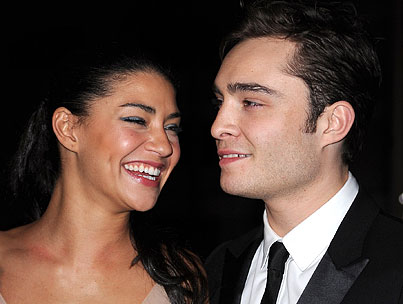Are Ed Westwick and Jessica Szohr Back Together?
