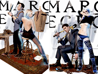 Lindsay Lohan's Racy Marc Ecko Ad