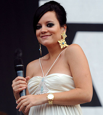 Lily Allen Is Pregnant!