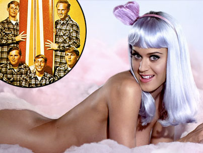 Katy Perry Being Sued By The Beach Boys' Label?