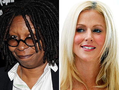 Whoopi Goldberg Feuds With White House Party Crasher Michaele Salahi (VIDEO)