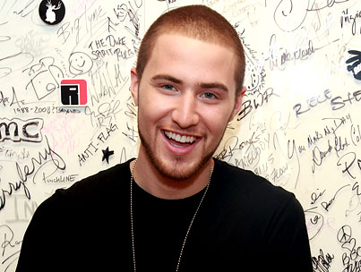 Mike Posner Talks Fame, TV and 'Idol'