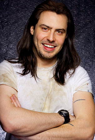 Win a Dinner With Andrew W.K.: Worldwide Contest