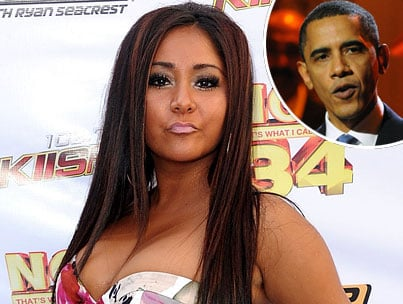 Snooki Calls President Obama a Big, Fat Liar