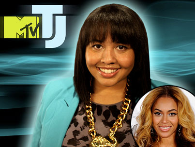 MTV's New TJ Wants to See Beyonce Tweet More