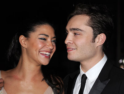 Ed Westwick and Jessica Szohr's PDA Frenzy at Lollapalooza