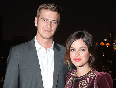 Hayden Christensen and Rachel Bilson — It's Over!