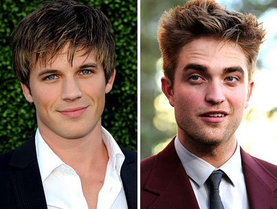 Robert Pattinson Gets Spoofed By '90210' Actor