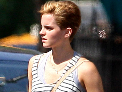 Did Emma Watson Cut Her Hair For 'Tattoo' Role?