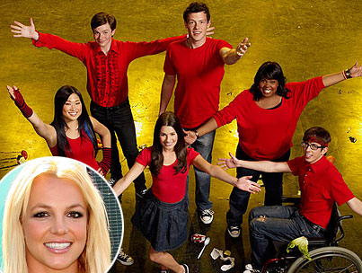Britney Spears Will Appear On 'Glee' Britney Episode