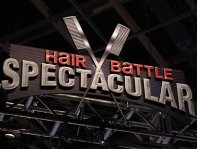 The Hair Battle Spectacular Is On!