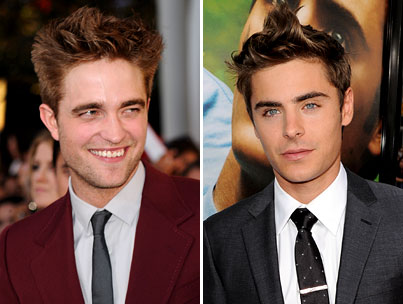 Robert Pattinson vs. Zac Efron: You Decide!