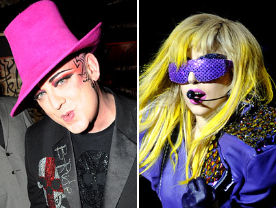 Boy George Chimes In on Lady Gaga's Cocaine Claims