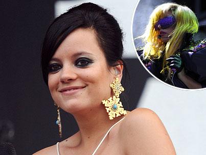 Lily Allen Backtracks on Lady Gaga Dig