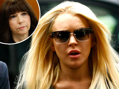 Judge Removes Herself From Lindsay Lohan Case