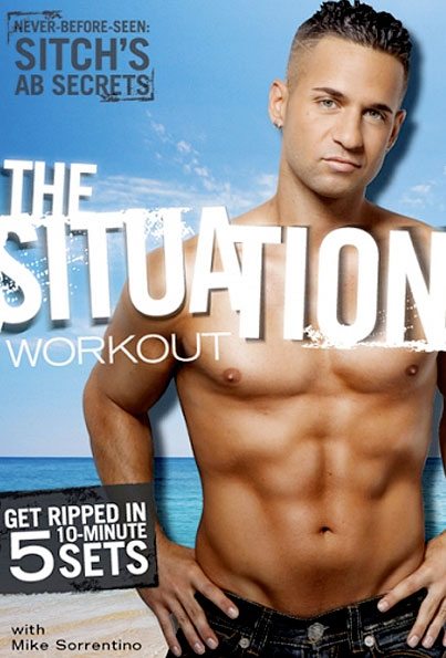 Details on The Situation's Ab-Tastic Fitness Video