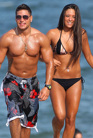The 'Jersey Shore' Kids Get Their GTL On (PHOTOS)