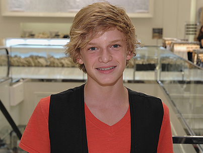 Cody Simpson: The Next Justin Bieber?