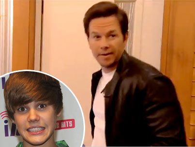 Mark Wahlberg Got Stood Up By Justin Bieber (VIDEO)-photo
