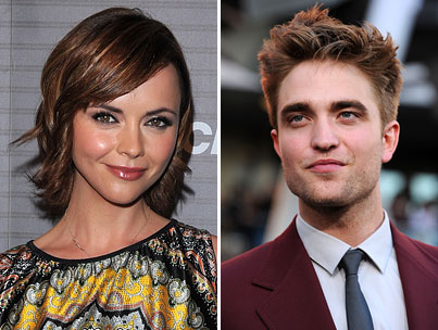 Christina Ricci Really Enjoyed Kissing Robert Pattinson