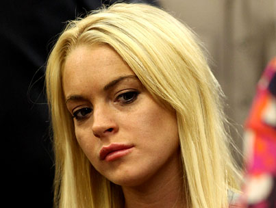 BUZZINGS: Lindsay Lohan Out of Rehab Early?
