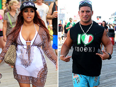 Snooki's Scorned Ex Reacts To Her Vinny Hook-Up (VIDEO)-photo