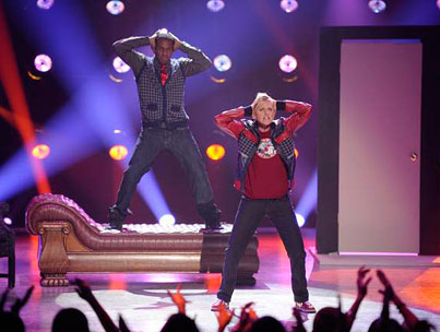 Ellen DeGeneres Busts a Move on 'So You Think You Can Dance' (VIDEO)-photo