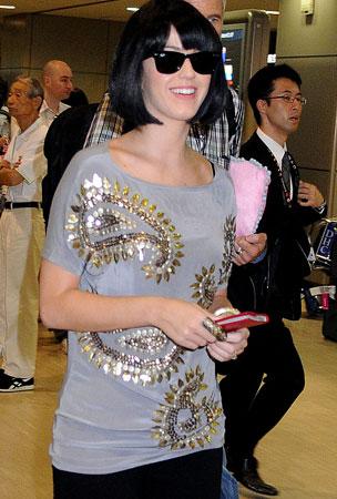 Katy Perry's New Short Cut (PHOTOS)