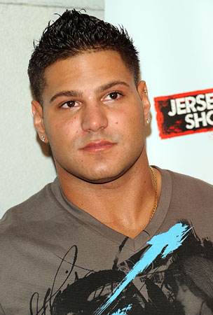 'Jersey Shore's' Ronnie Arrested