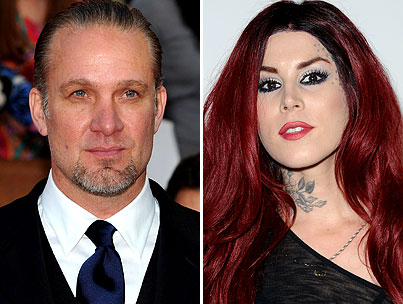 Are Jesse James and Kat Von D Dating?