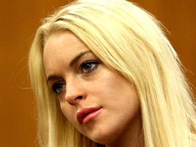 Lindsay Lohan May Be Released From Rehab This Week