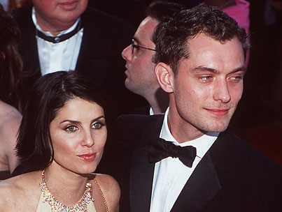 Jude Law's Ex-Wife Recalls Slashing Incident