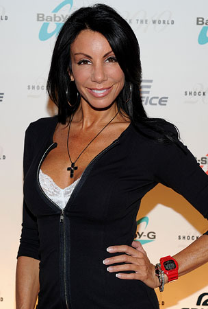 Danielle Staub Reportedly Fired From 'Housewives' (UPDATE)