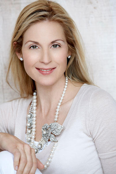 Q&A With Kelly Rutherford on Relationships