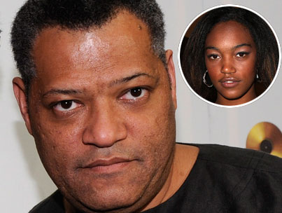 Laurence Fishburne Shuns Porn-Actress Daughter