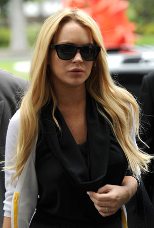 Lindsay Lohan: $1 Million For First Post-Rehab Interview?